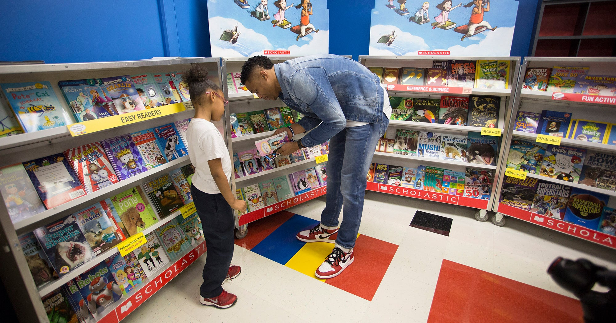 Book Fairs Were A Staple Of Our Childhood. Their Impact Never Really Went Away
