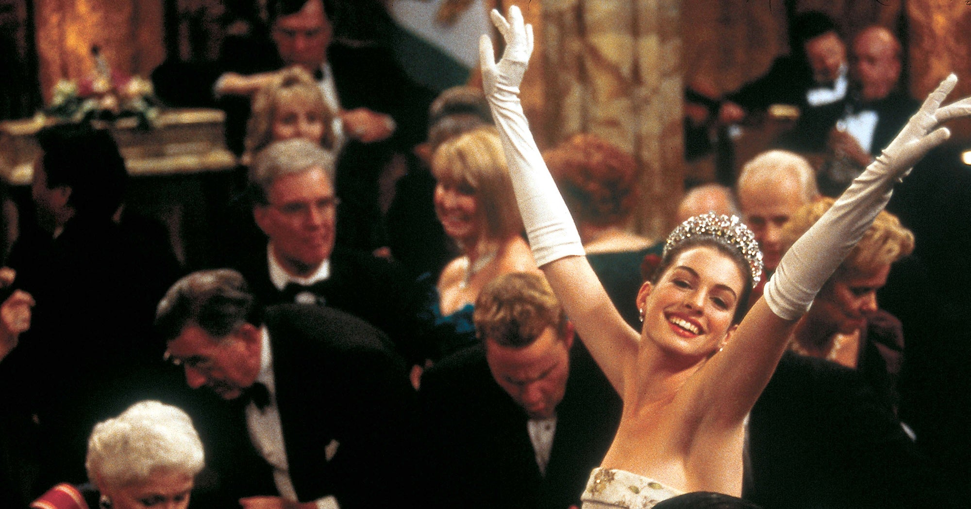 20 Years Later, The Princess Diaries' True Queen Is Vice Principal Gupta