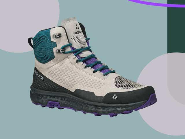 Vasque Breeze LT NTX Mid Hiking Boots