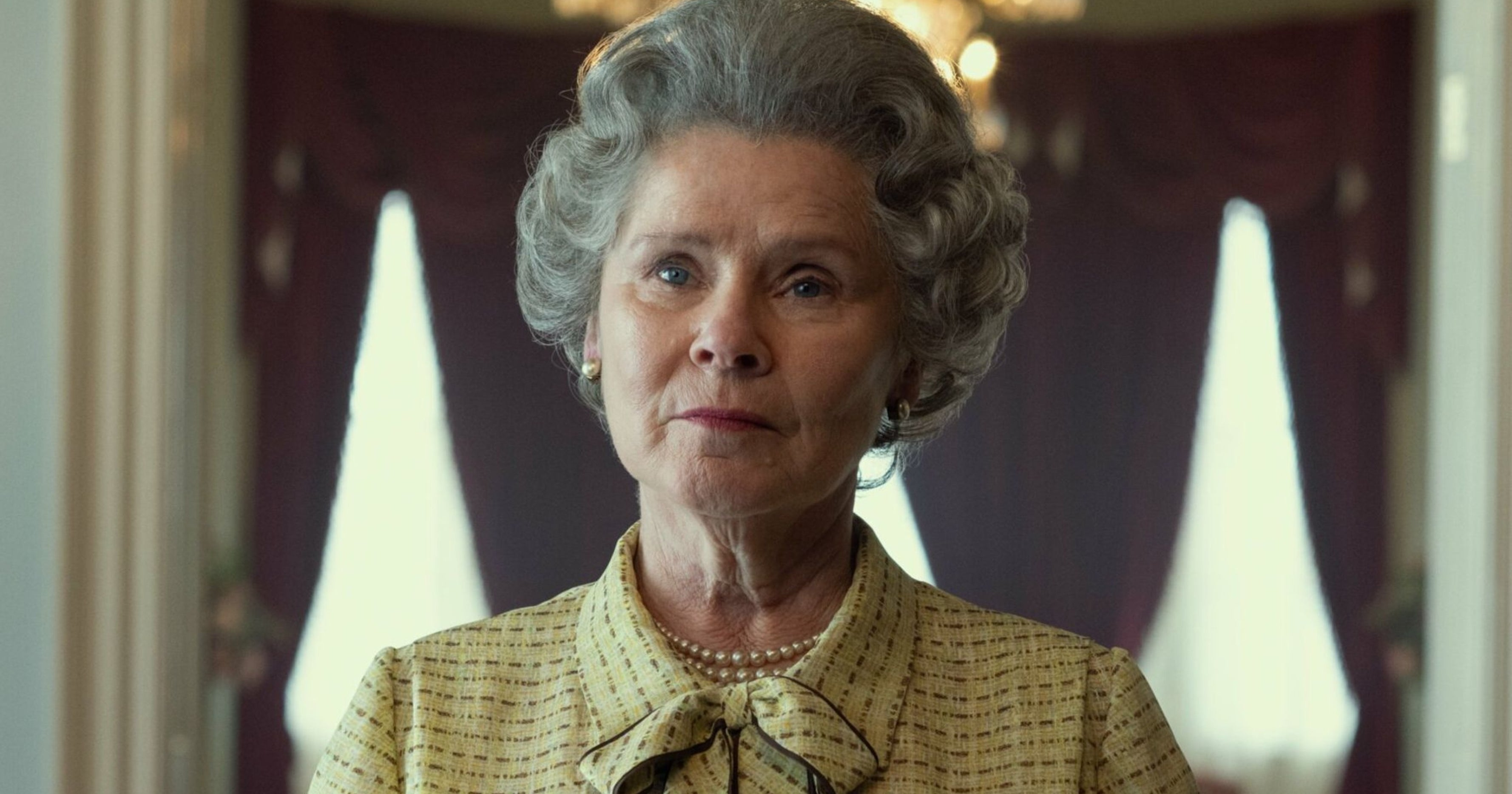 This Is Your First Glimpse Of The Crown's New Queen