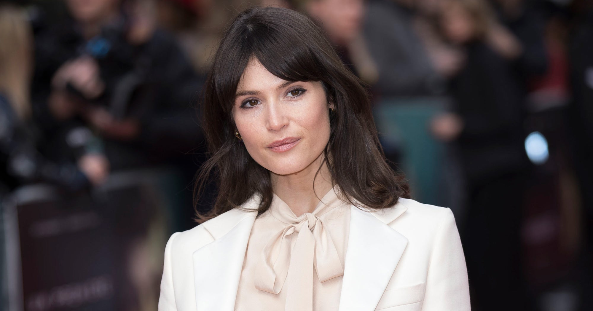 Gemma Arterton's New Shag Haircut Is Her Coolest Style Yet
