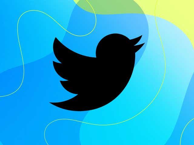 Black Twitter Logo