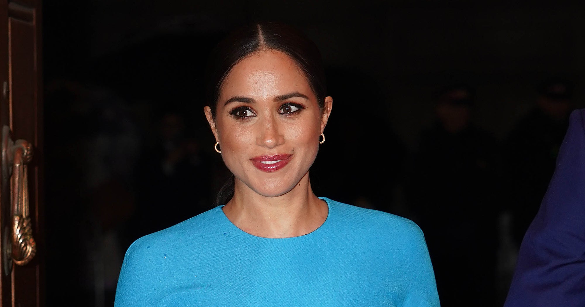 Meghan Markle Wore The Perfect Work-From-Home Outfit
