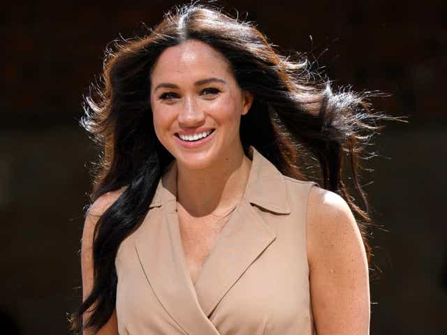 Meghan, Duchess of Sussex, Patron of the Association of Commonwealth Universities (ACU) visits the University of Johannesburg.