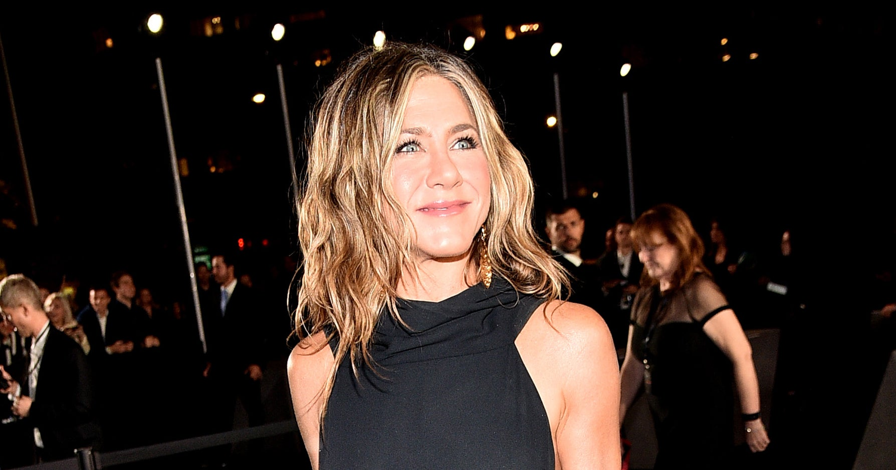 We Have A Lot Of Questions About Jennifer Aniston Eating One M&M At A Time