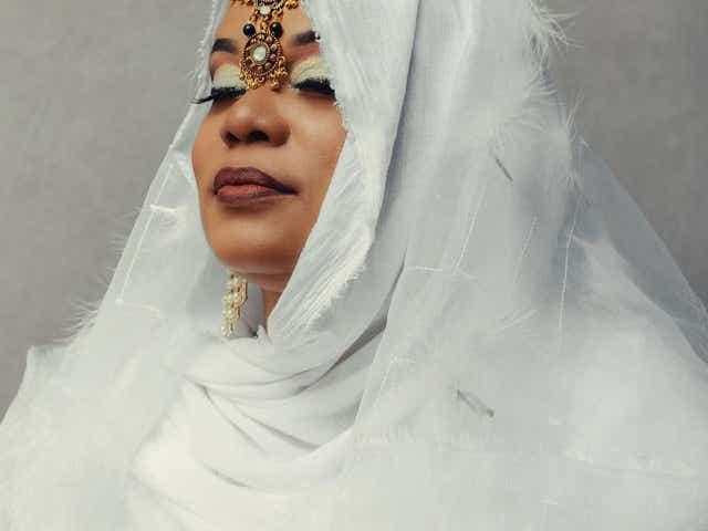 Portrait of Angelica Lindsey-Ali