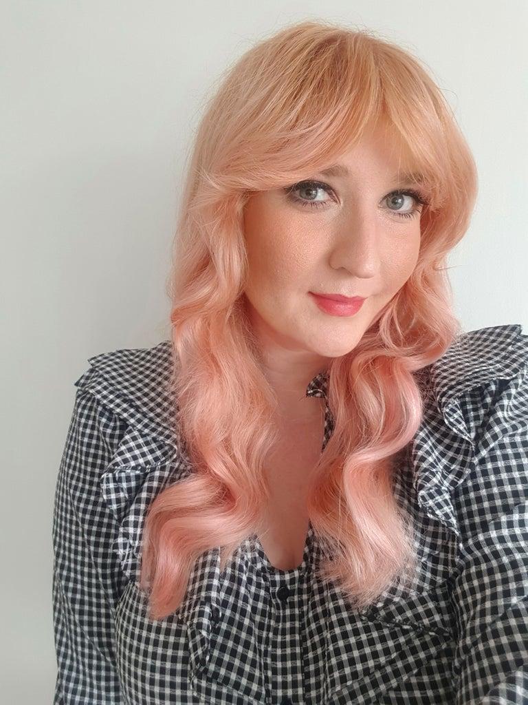 Ich habe meine Haare roségold gefärbt & will nie mehr zurück