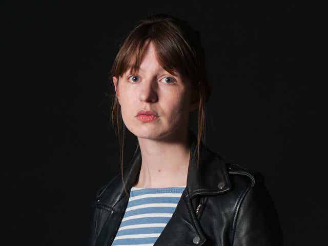 Sally Rooney, author of Normal People.