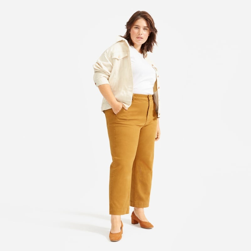 Everlane's Labor Day Sale Has The Cheapest Prices We've Seen Yet - 10657959