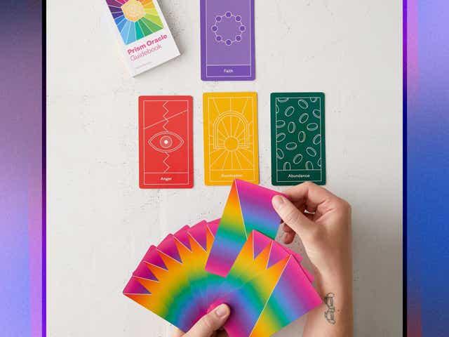 prism oracle deck