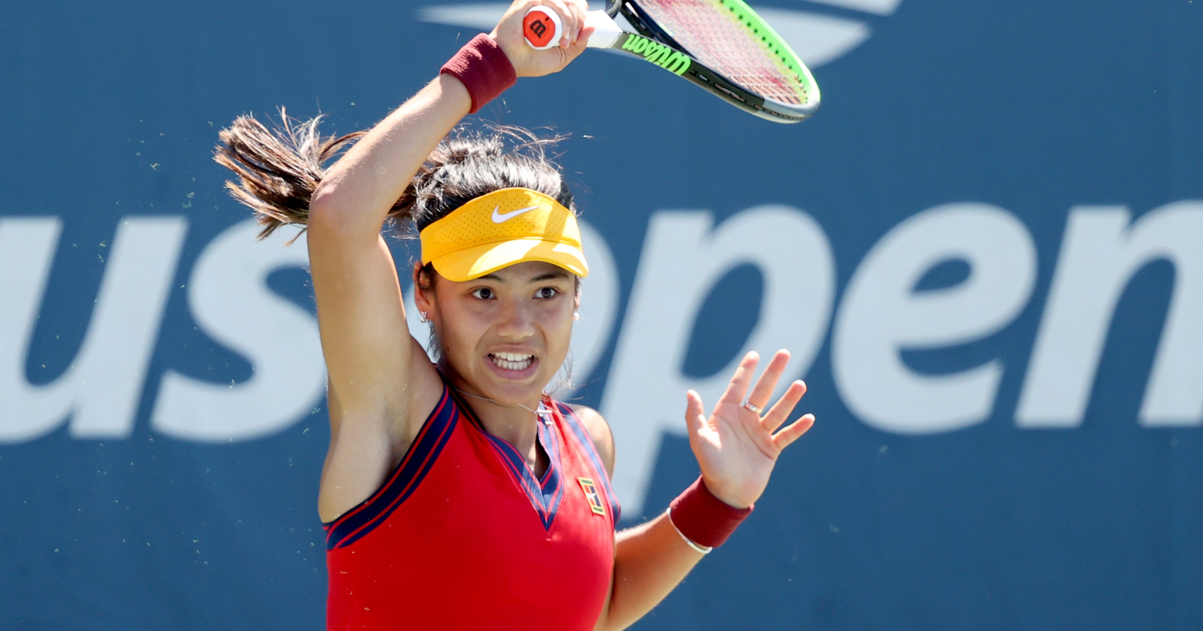 'What A Superstar': The Internet Reacts To Emma Raducanu's Historic US Open Win