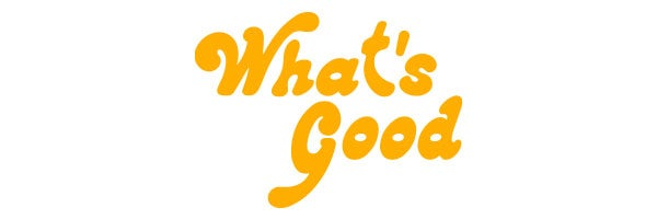 What's Good logo