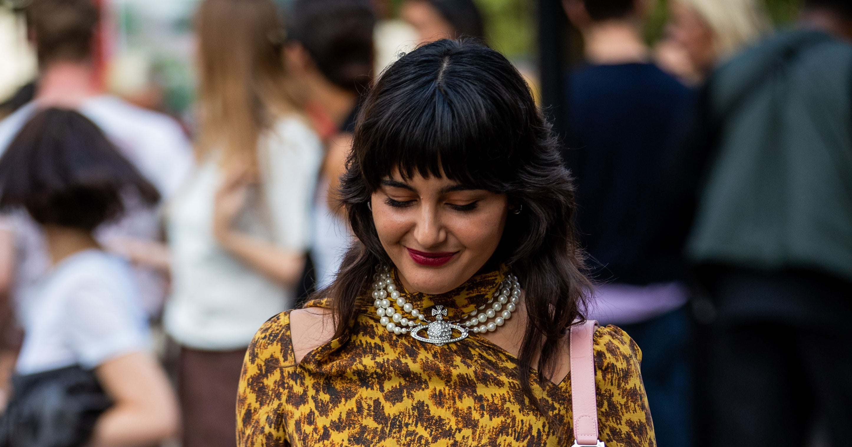 The Coolest Haircut Trends London Fashion Week Street Style Has To Offer