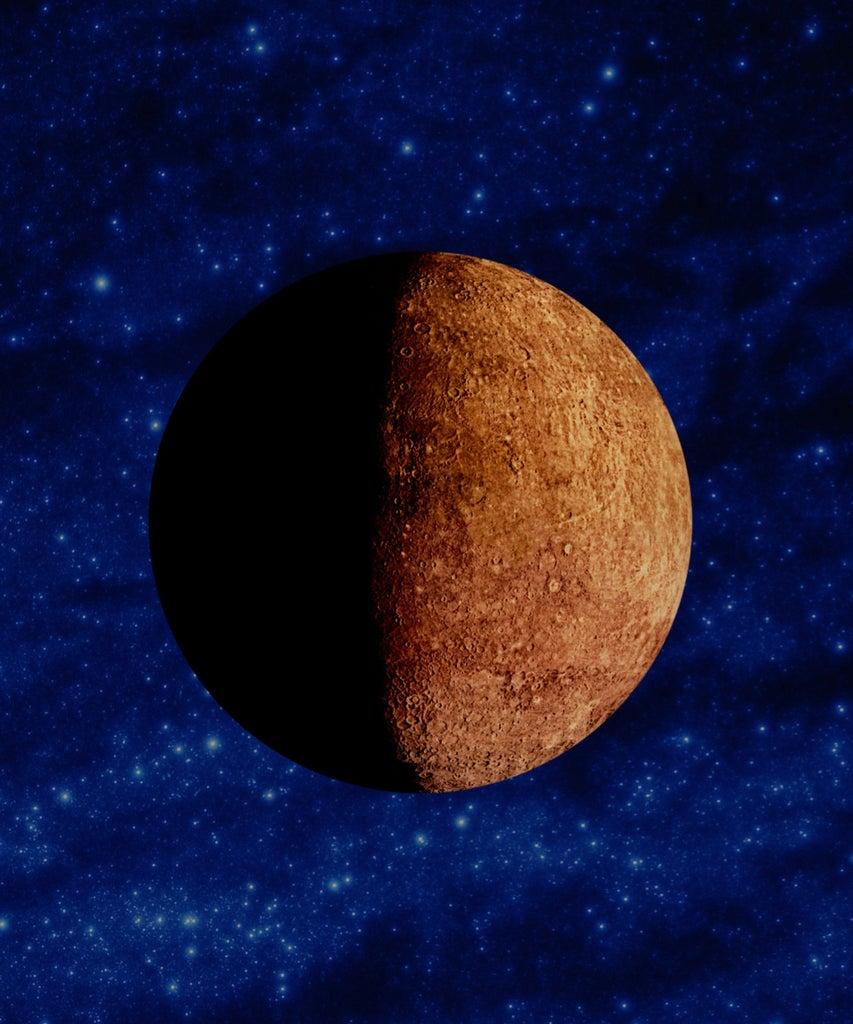Der letzte rückläufige Merkur '21 stellt deine Beziehungen auf den Kopf