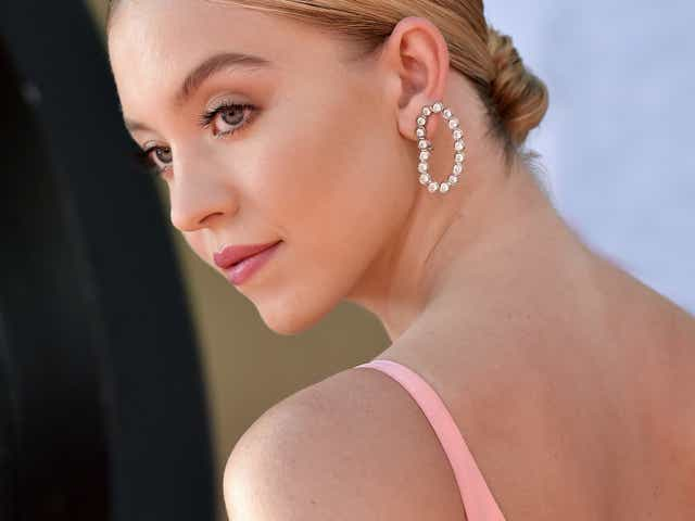 """Sydney Sweeney attends Sony Pictures' """"Once Upon a Time ... in Hollywood"""" Los Angeles Premiere."""