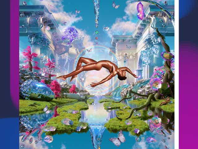 Montero album cover art