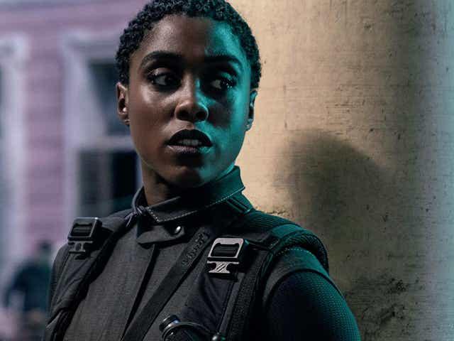 Lashana Lynch as Nomi