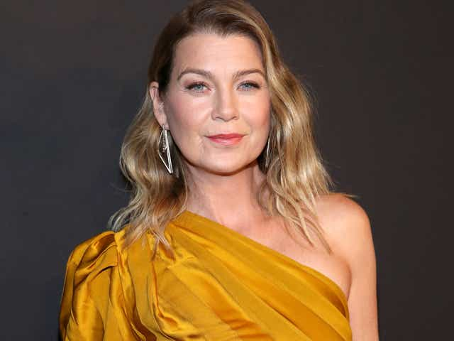 Ellen Pompeo attends the Fifth Annual InStyle Awards at The Getty Center on October 21, 2019 in Los Angeles, California.