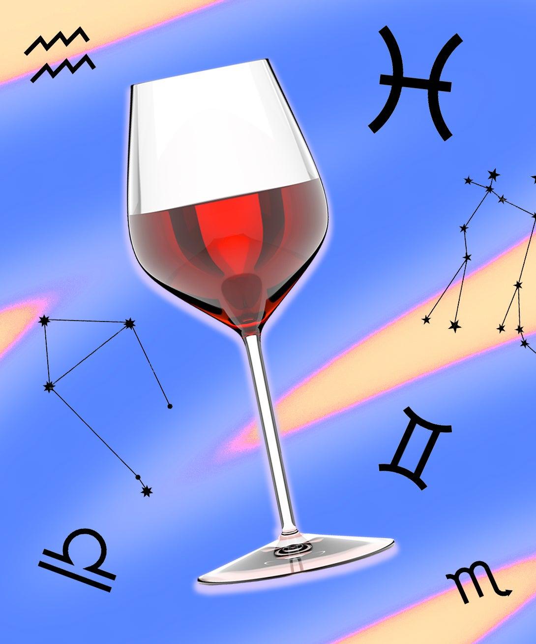 Welcher Wein zu deinem Sternzeichen passt – empfohlen von Expert:innen