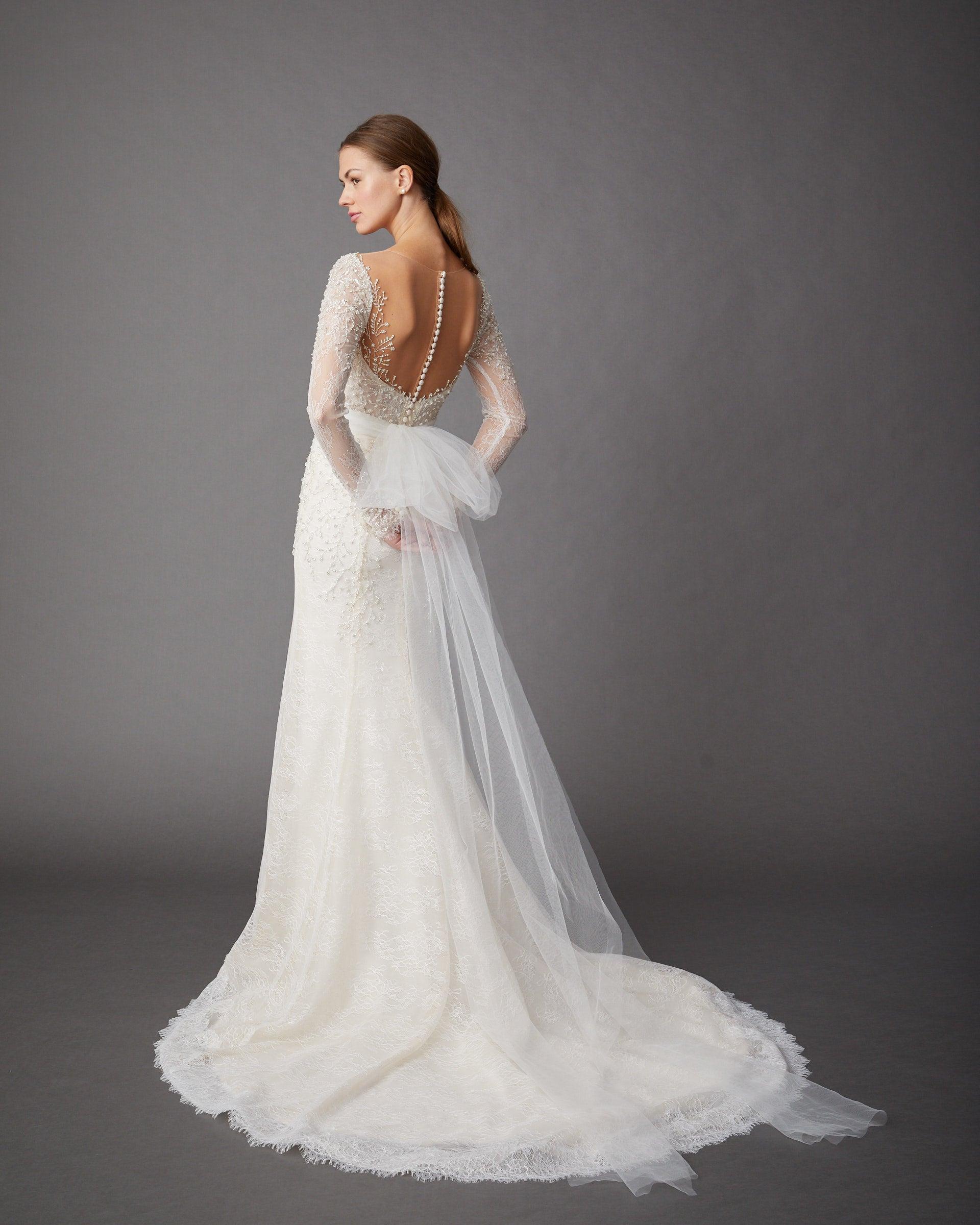Die größten Braut-Trends 2022: Korsetts & Cut-outs