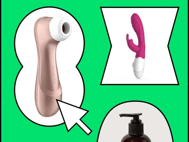 Most Wanted Sex Toys