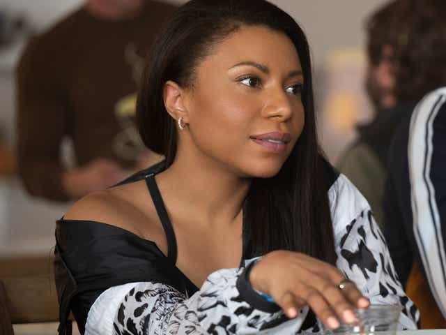 SHALITA GRANT as SHERRY CONRAD in episode 301 of YOU