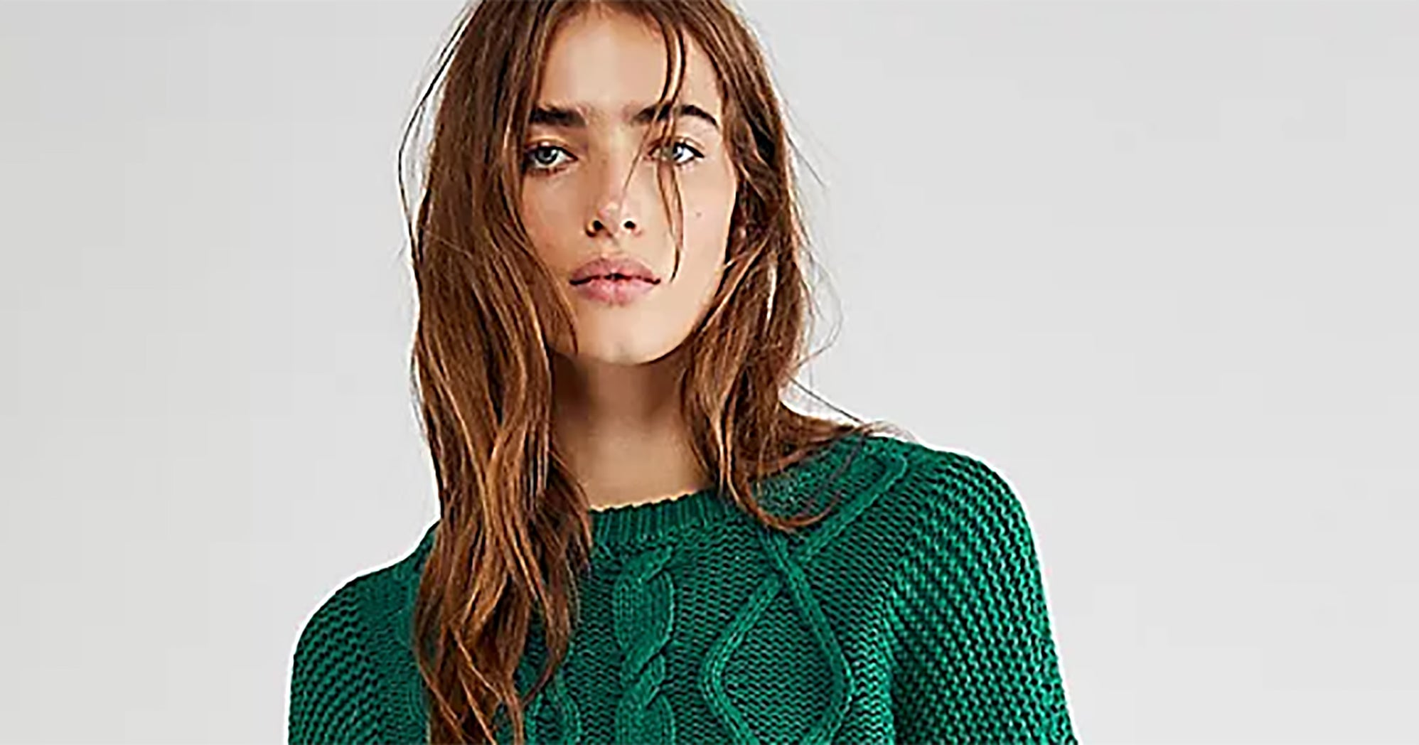 30 Classic Cable-Knit Sweaters That Got A Chic Update