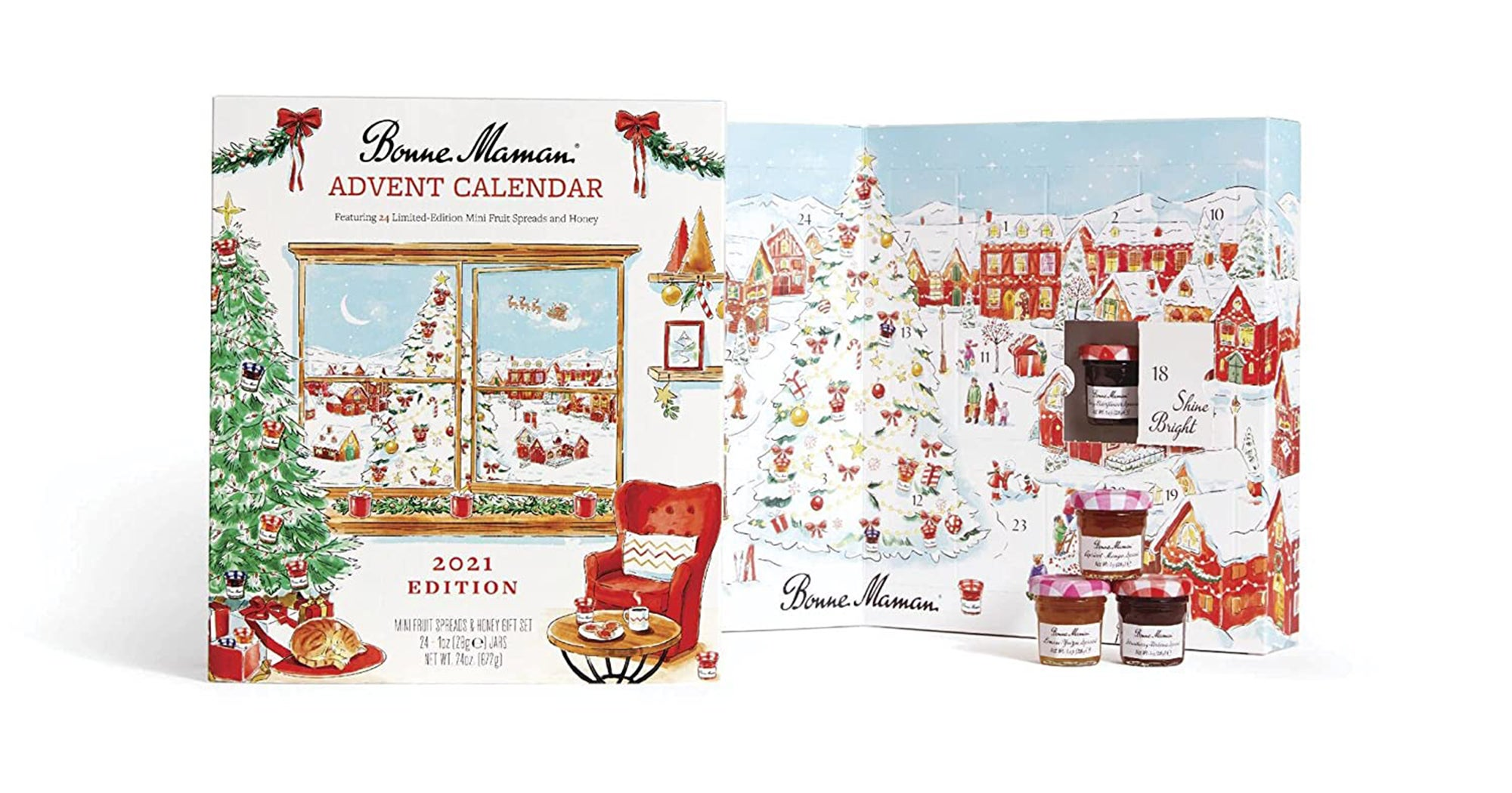 These 14 Festive Advent Calendars Are All Available On Amazon