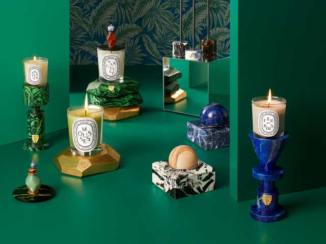 Diptyque's holiday 2021 collection