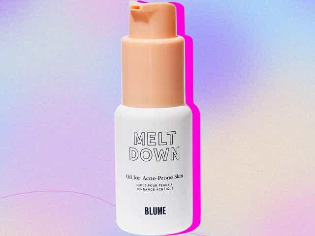 Blume Meltdown Acne Oil