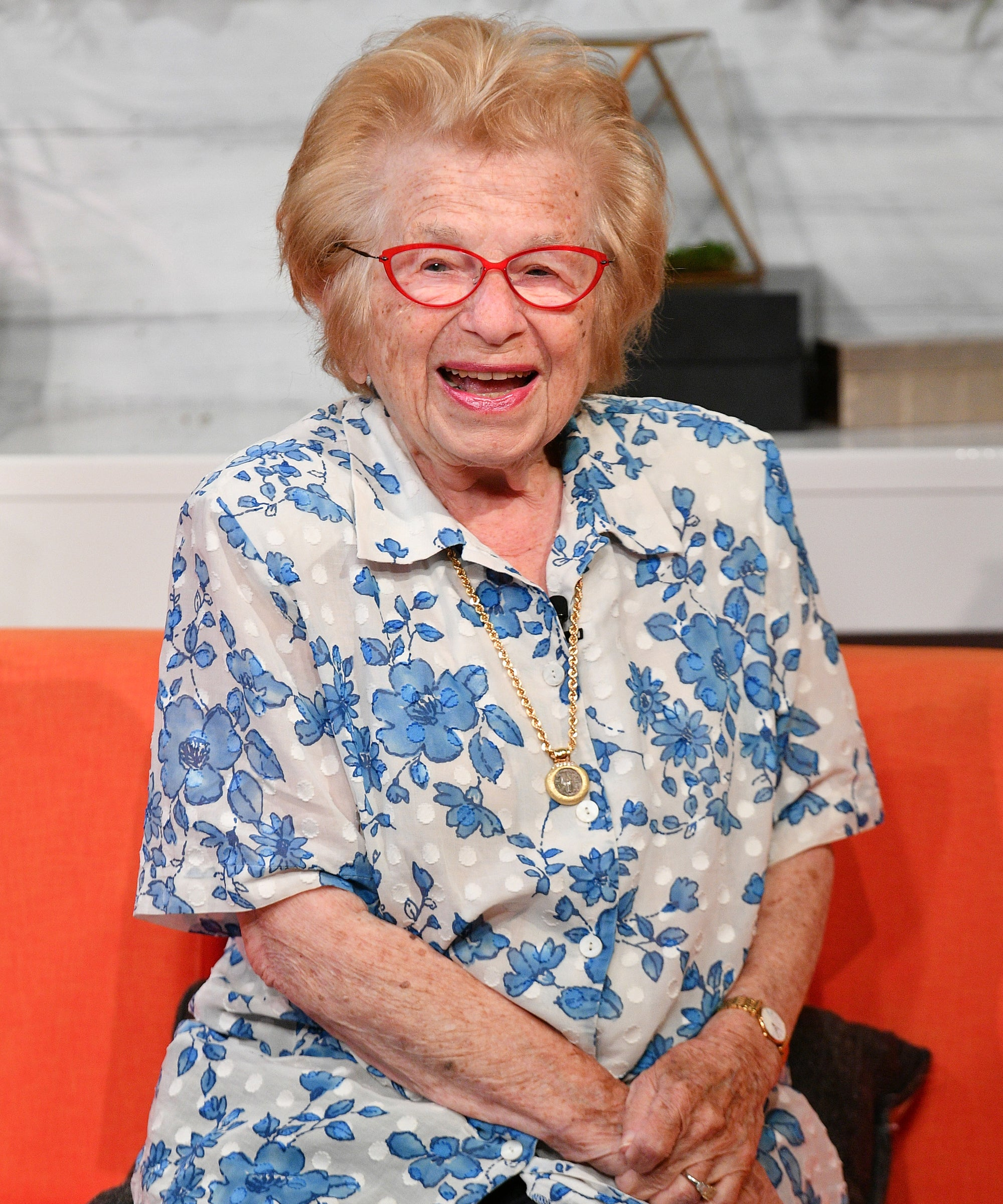 Dr. Ruth Has Some Sex Advice For Gen Z