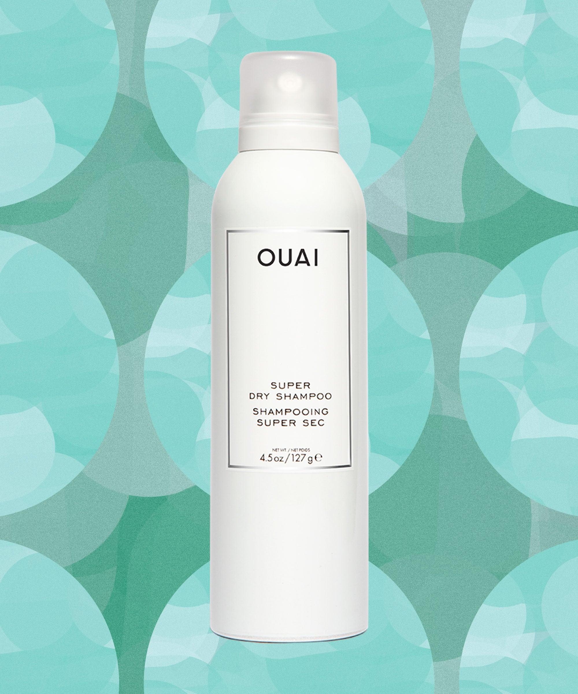 I Tried Ouai's New Dry Shampoo — & It Worked Wonders