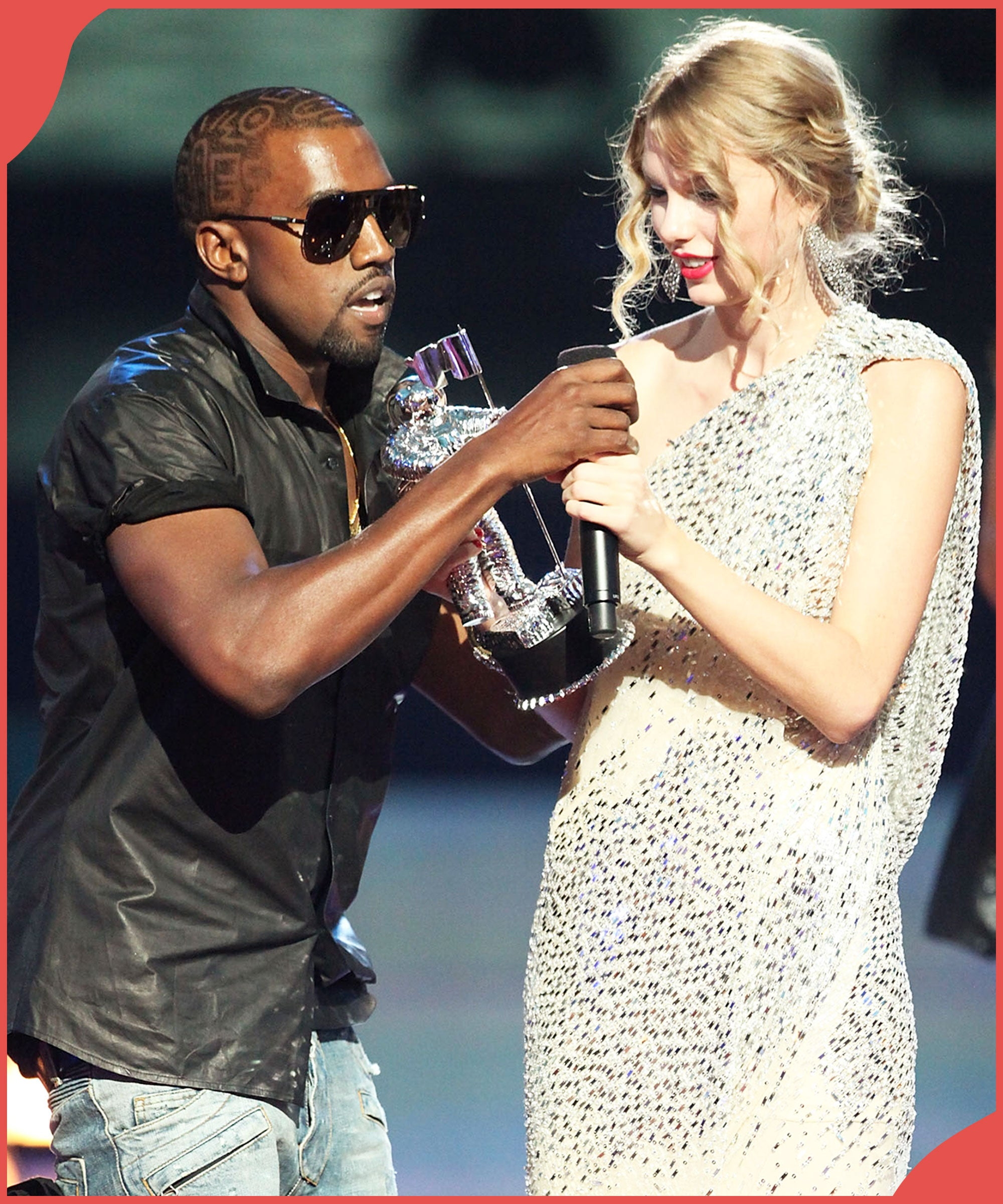 Kanye West Taylor Swift Vma Feud Whats Happened Since