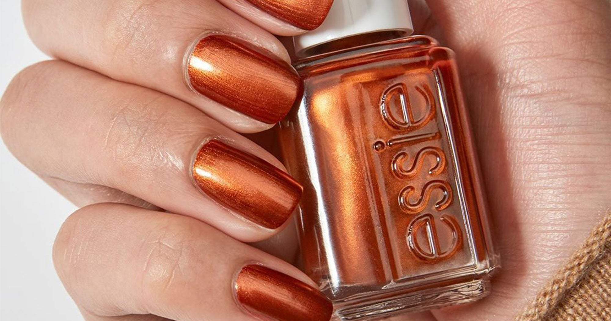 Essie Fall Nail Polish 2019 Sweater Weather Collection