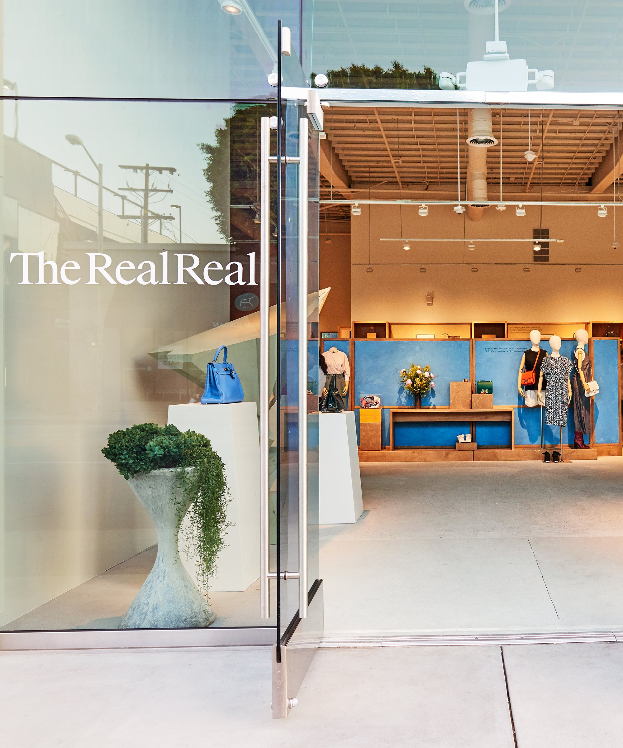 How A Booming Resale Business Could Lead The Future of Sustainable Fashion
