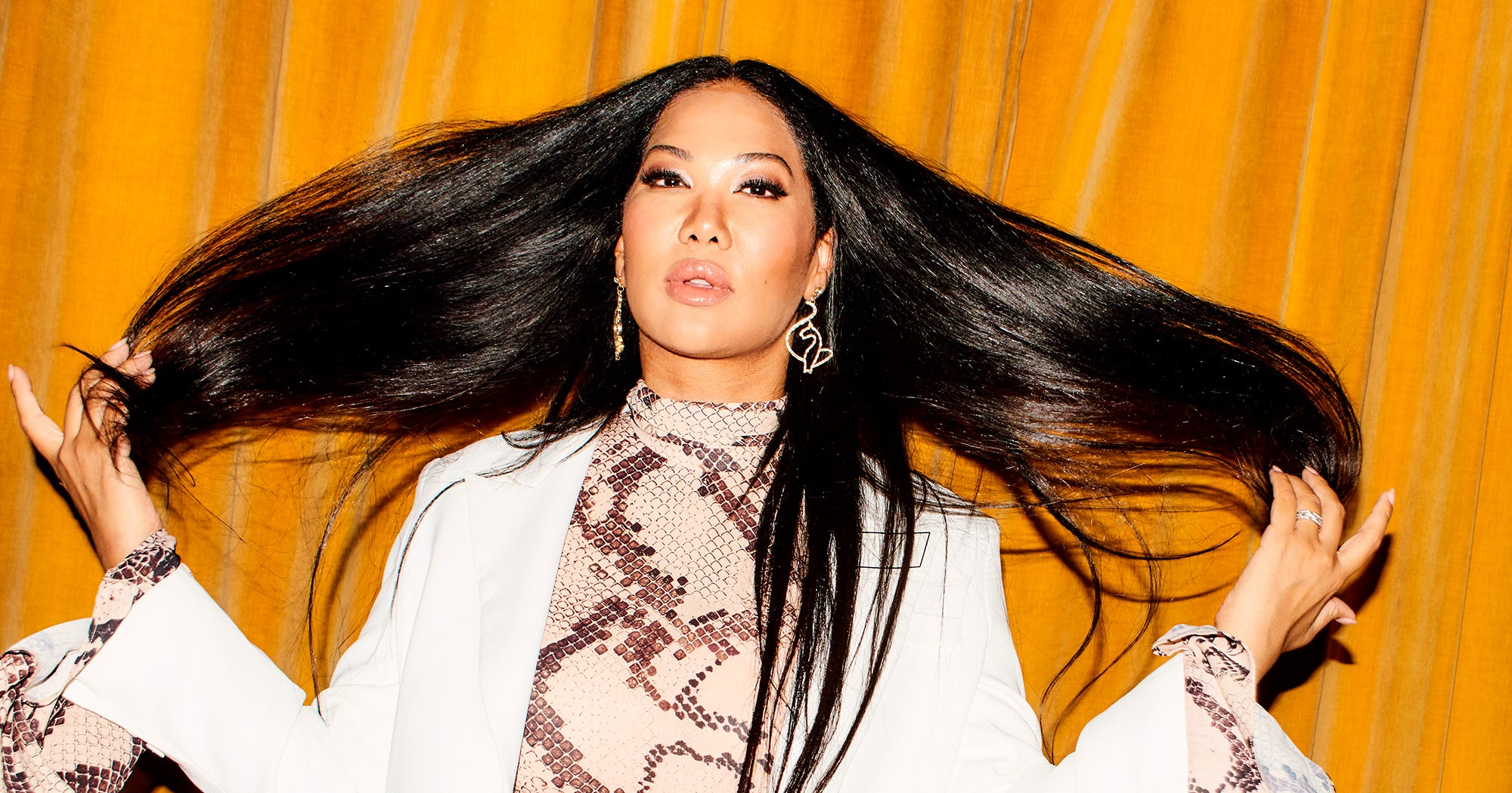 The Forever Fabulous Kimora Lee Simmons Finally Gets Her Due