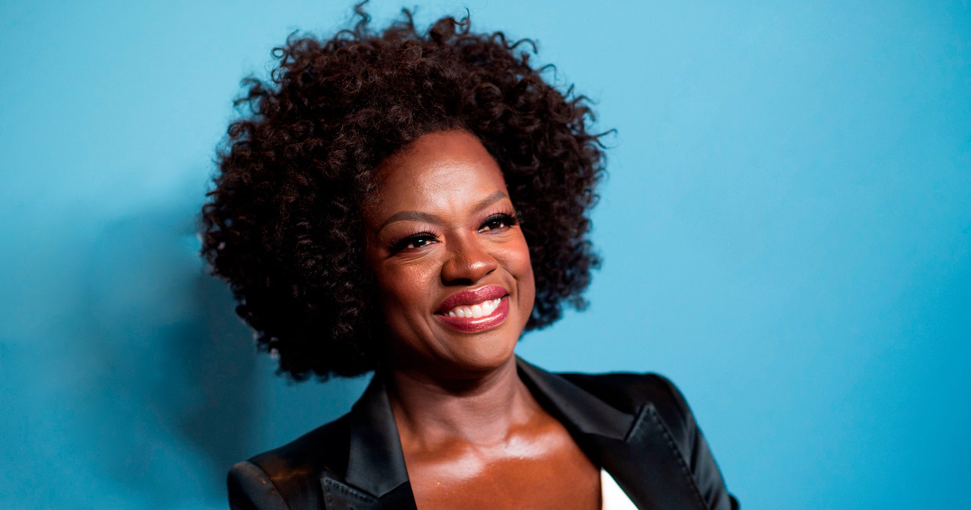 As The New Face Of L'Oréal Paris, Viola Davis Wants Women To Know Their Worth
