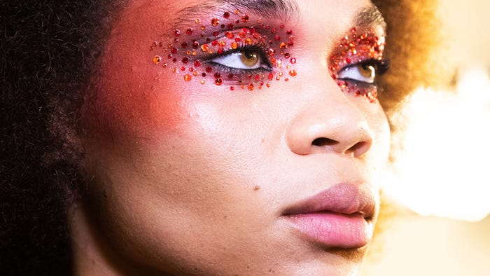 Basic Beauty Is Officially Dead At NYFW, Thanks To Euphoria