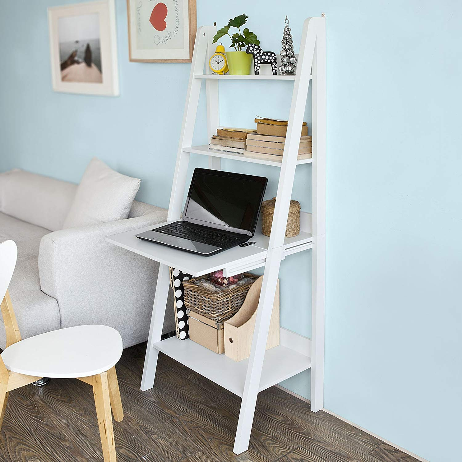 - Best Desks For Small Living Spaces & Homes 2020