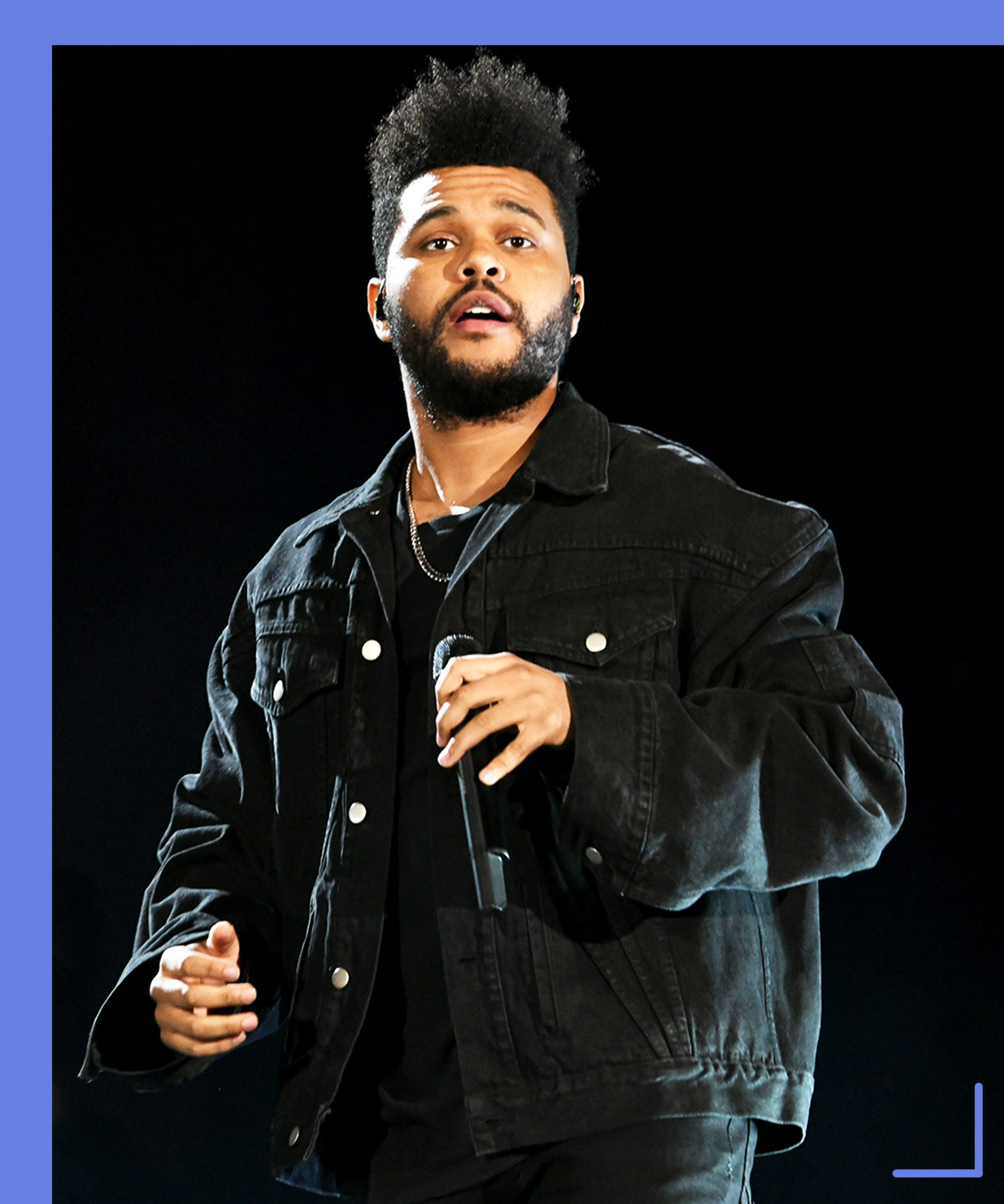 The Weeknd's New Look Will Make You Do A Double Take