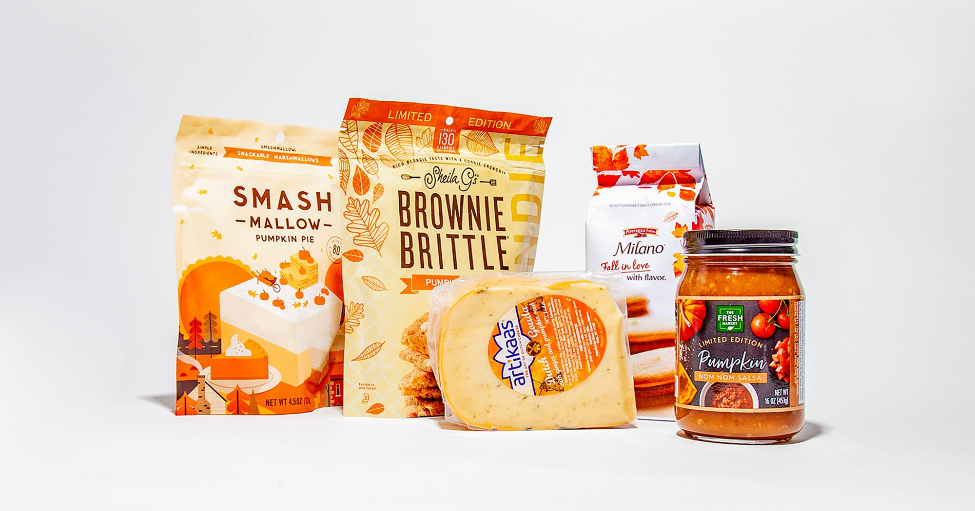 We Tried (Almost) All The Pumpkin Spice Foods & Here Are Our Honest Opinions