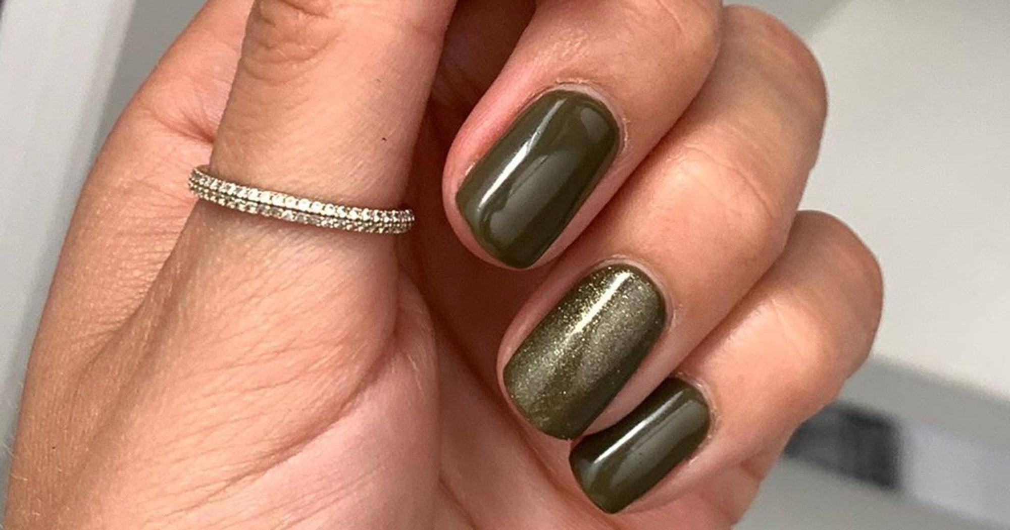 Best Green Nail Polish Shades For St Patricks Day Nails