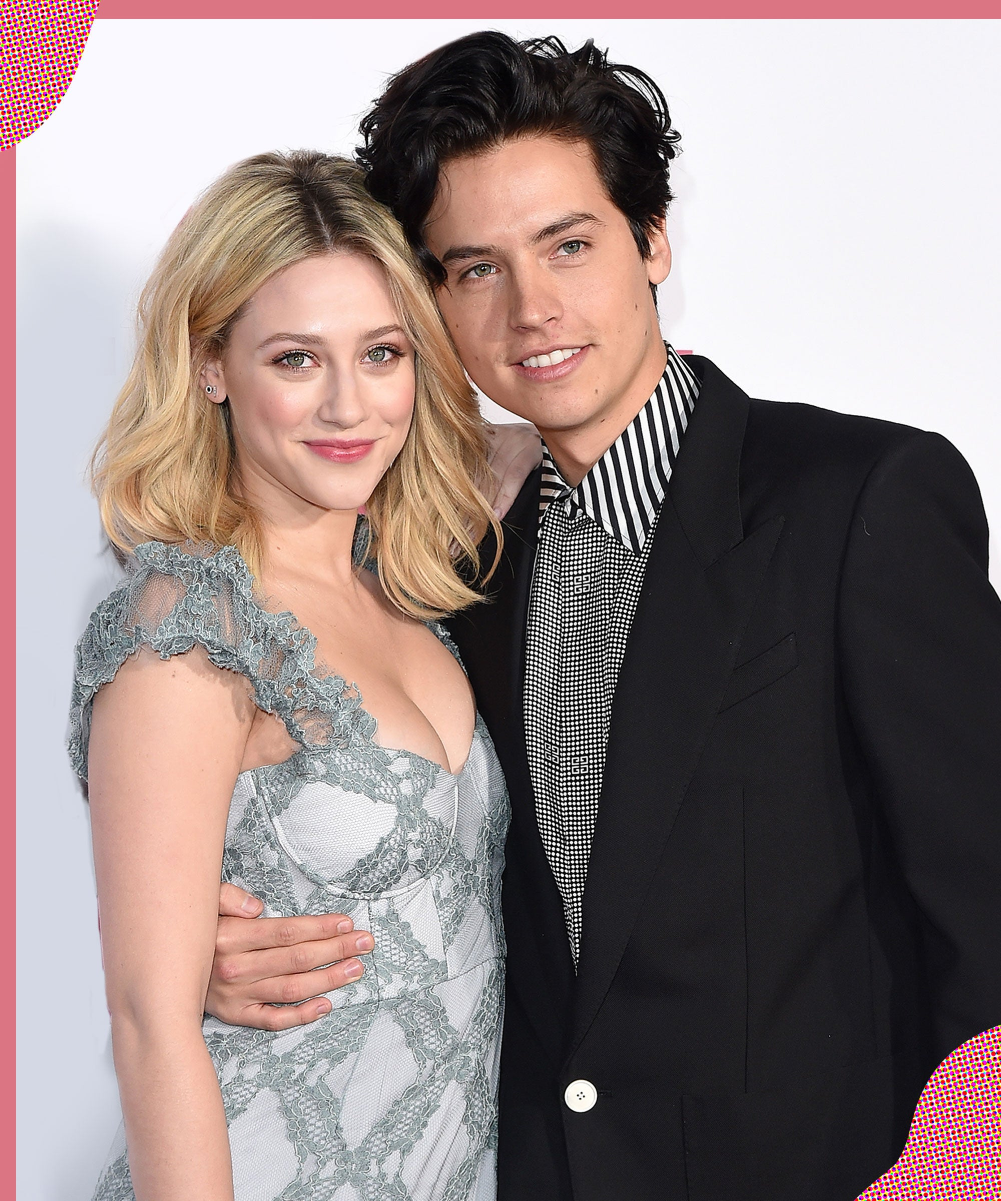 """Lili Reinhart Teases Halloween Costume With """"Boyfriend"""" Cole Sprouse"""