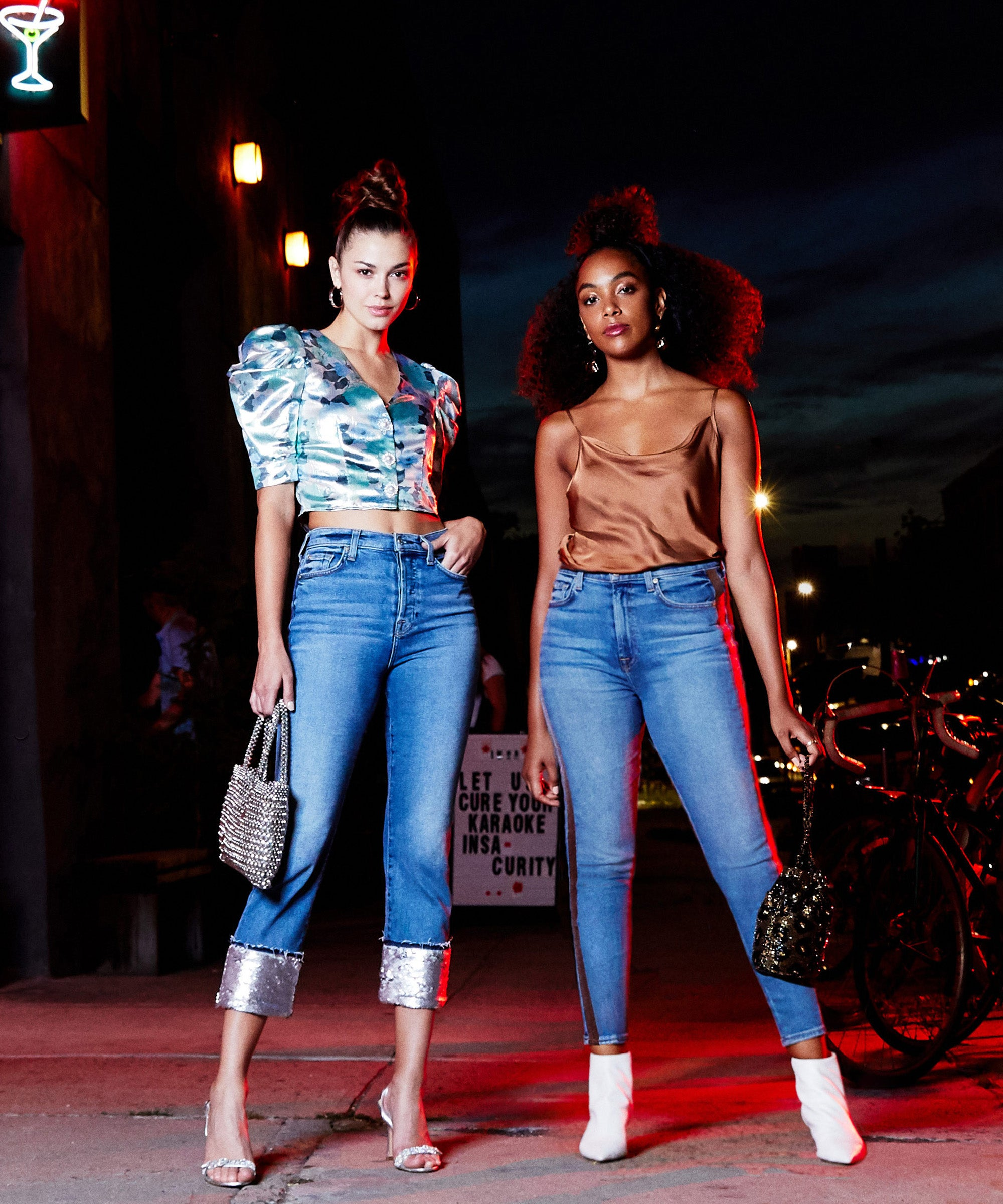 These Are The ONLY Jeans You Need For Your Next Night Out In New York
