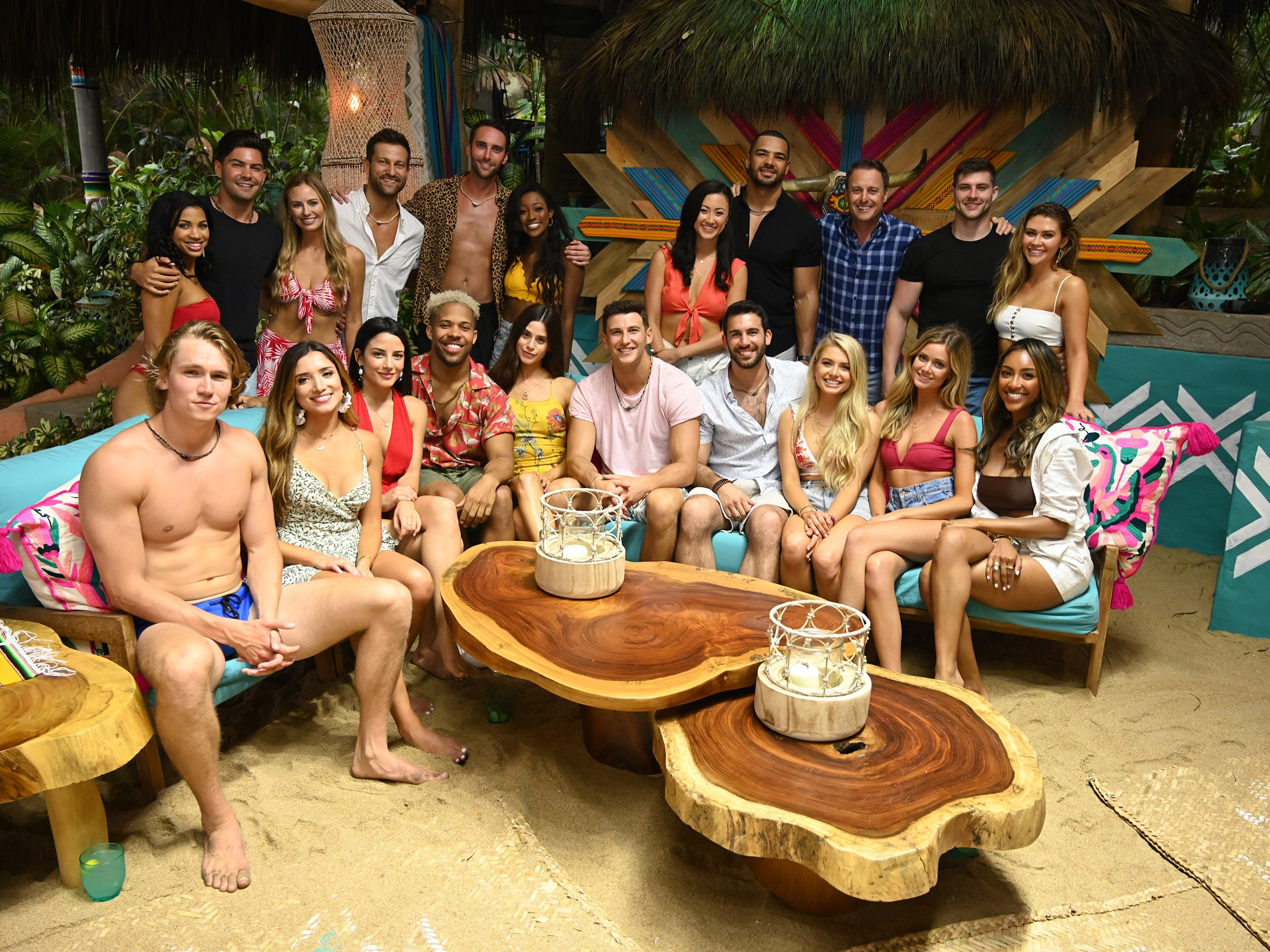 Contestants Who Are On Bachelor In Paradise In 2019