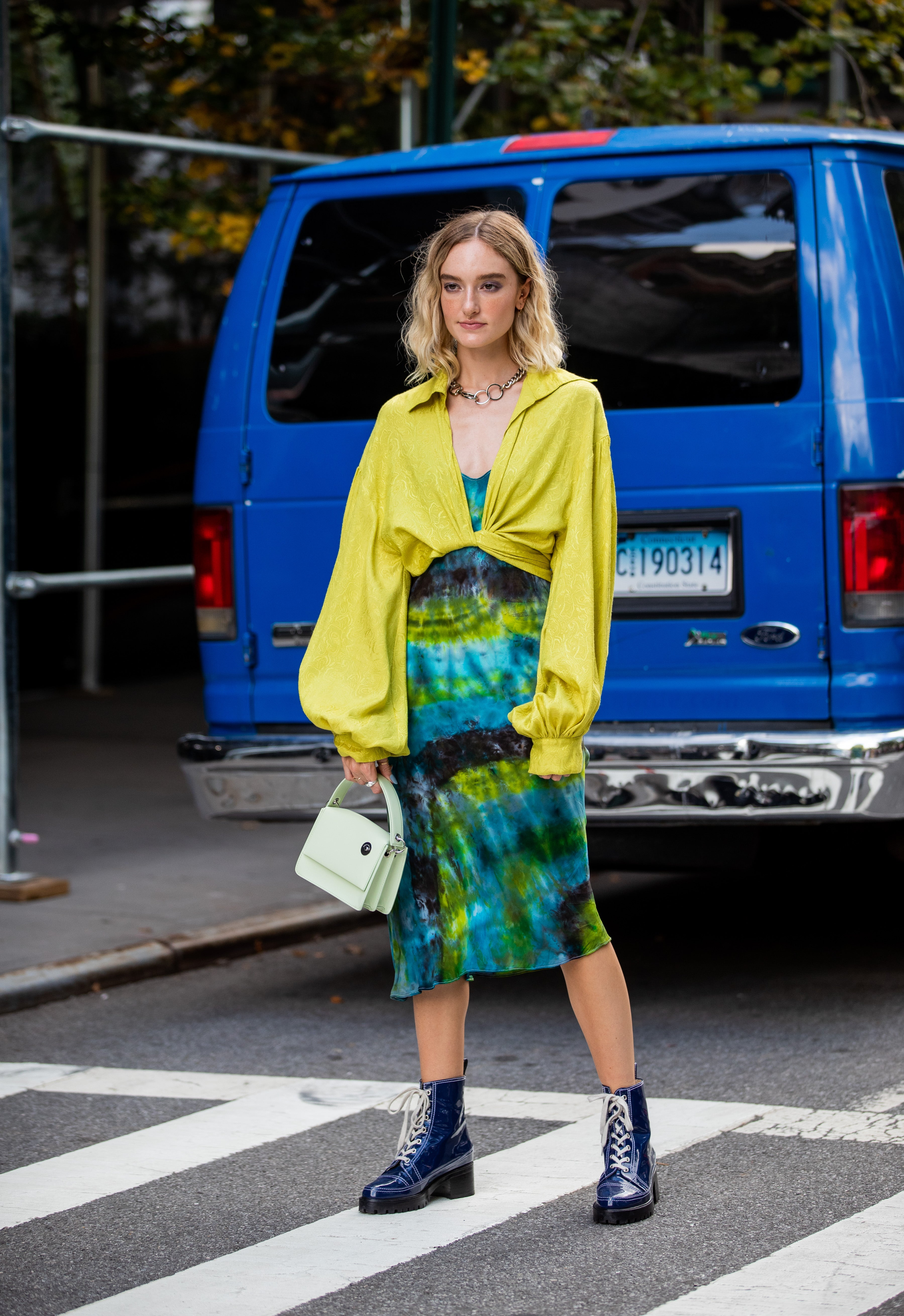 Forget Pantone, These Are The Colours Making The Biggest Splash At NYFW