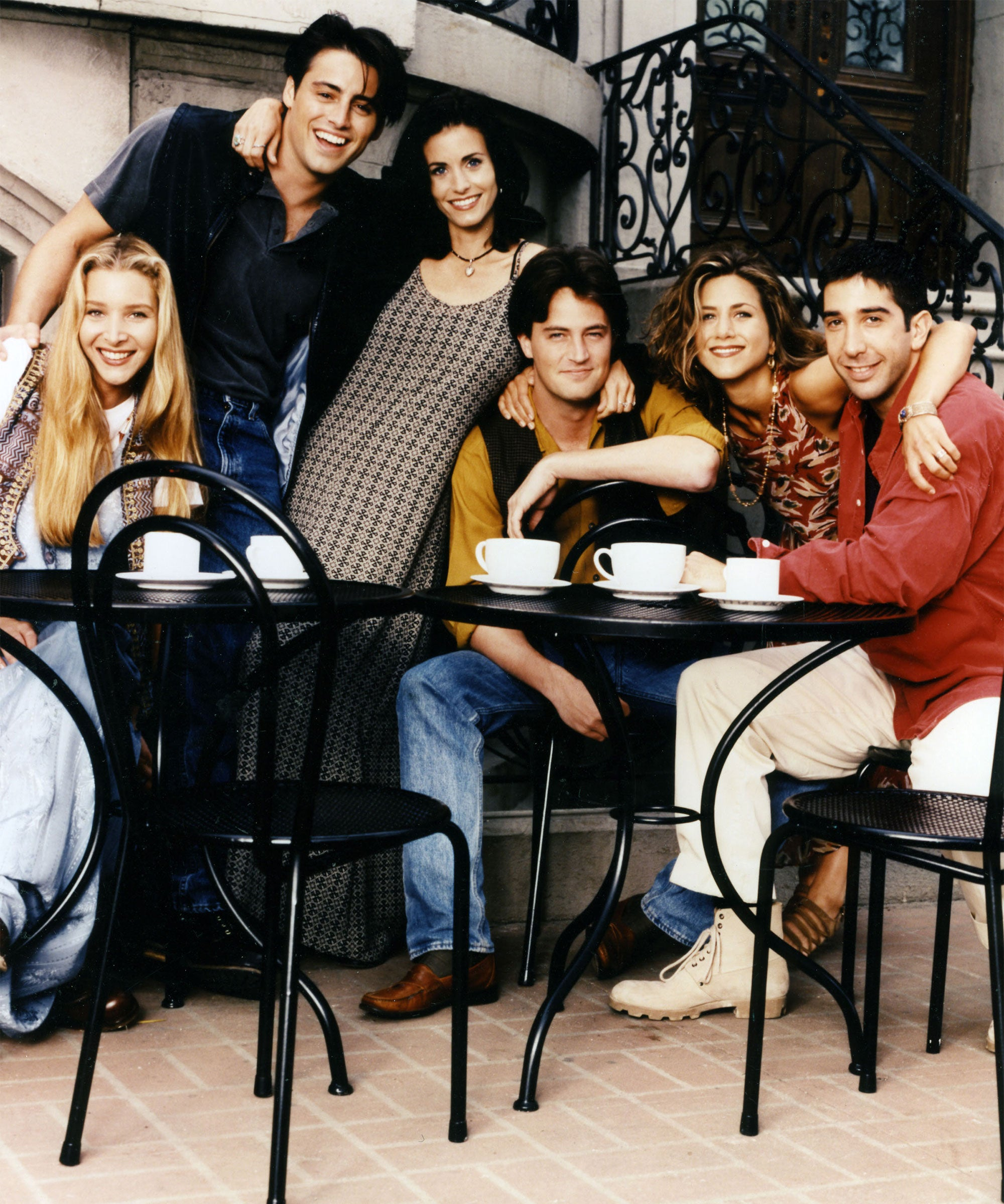NBC Wouldn't Let Friends Be As Thirsty As It Wanted To Be