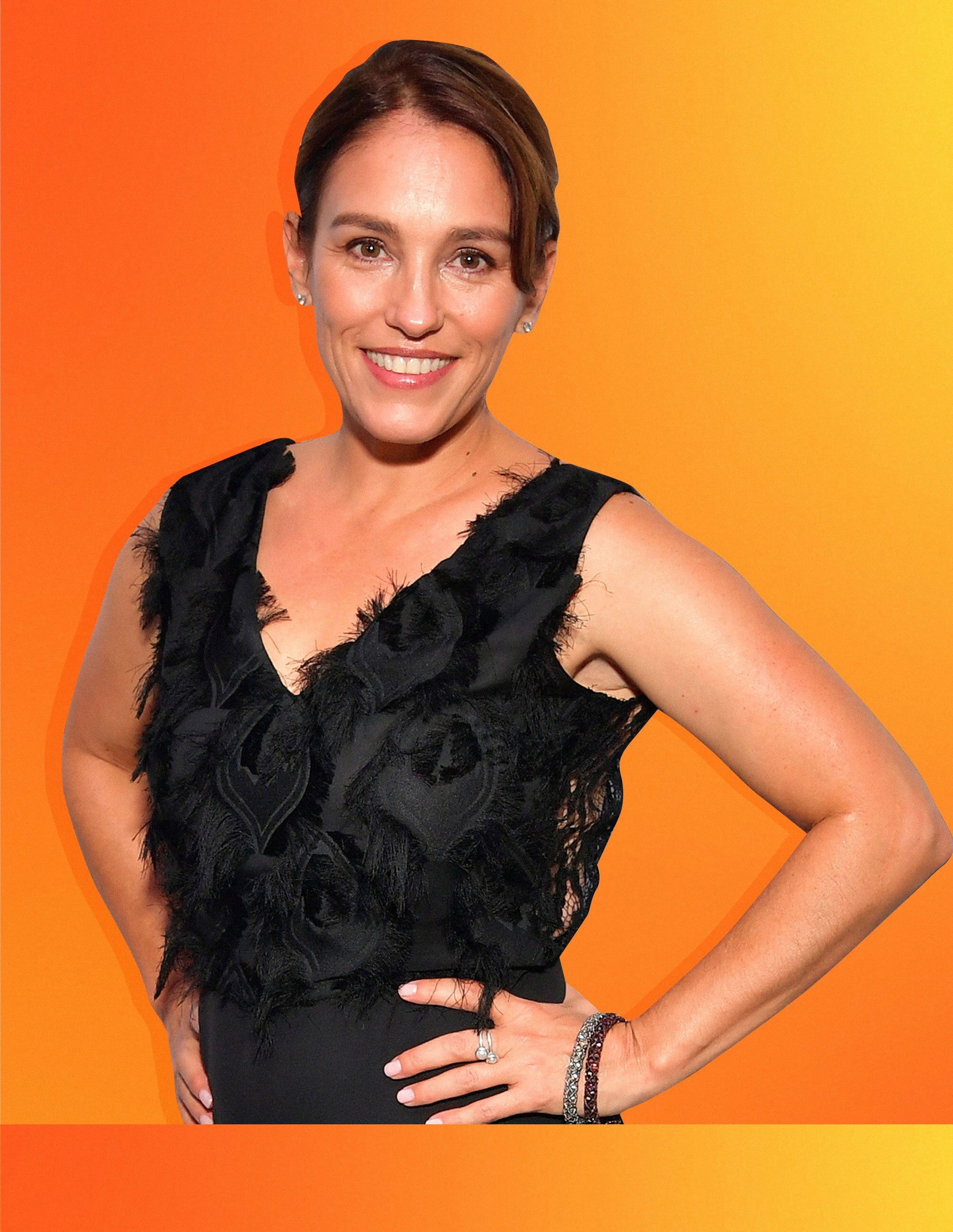 Amy Jo Johnson On Going from Power Rangers & Felicity To Directing Felicity Huffman