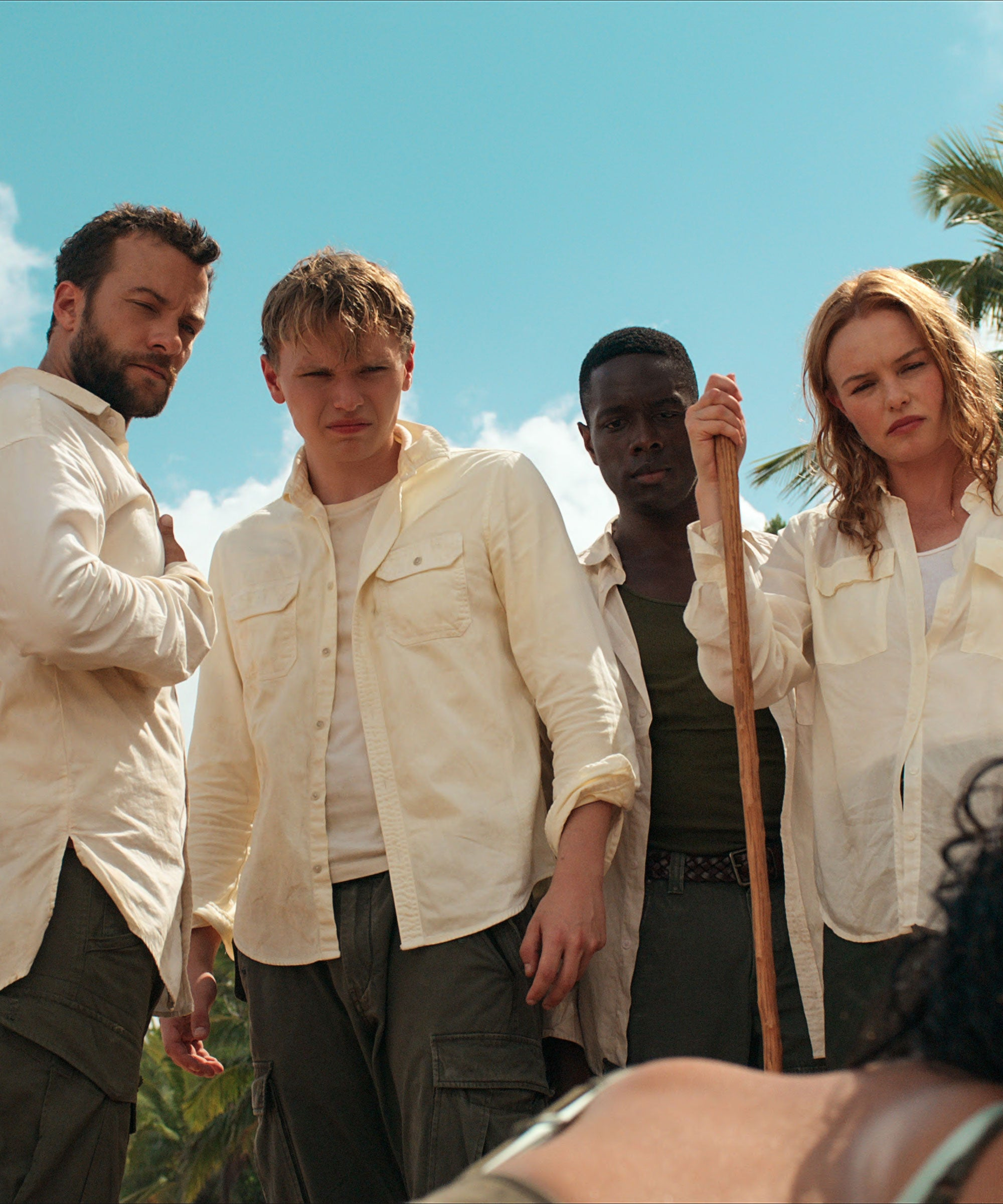Every New & Familiar Face In The Cast Of Netflix's Lost-ish New Show The I-Land