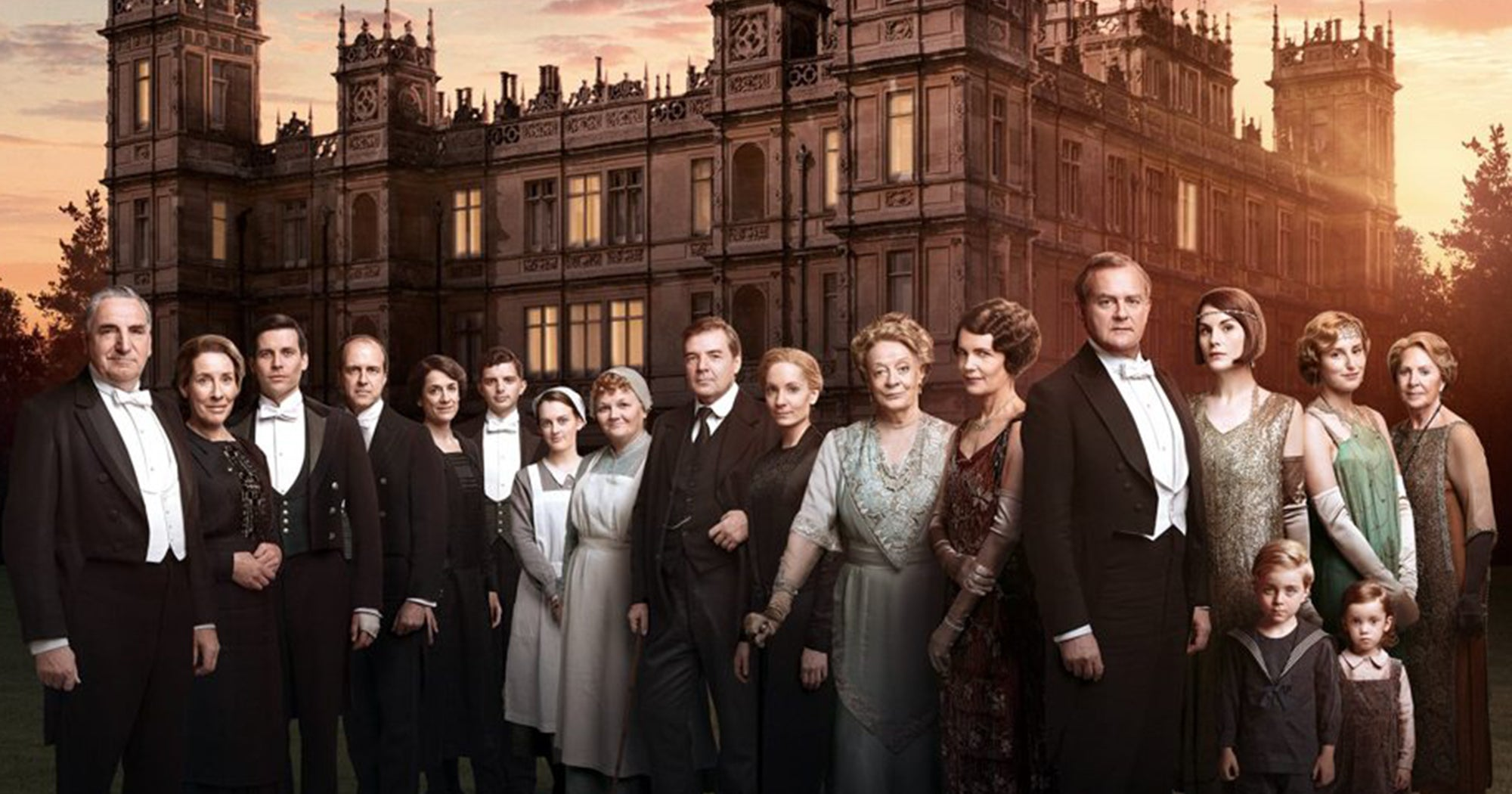 Here's Where We Left Off With Every Character On Downton Abbey